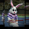 Montecito Heights Racquet Rabbit Party!  2010 : Video slide show