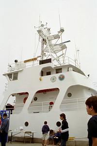 MBARI research ship