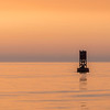 Sunset Buoy