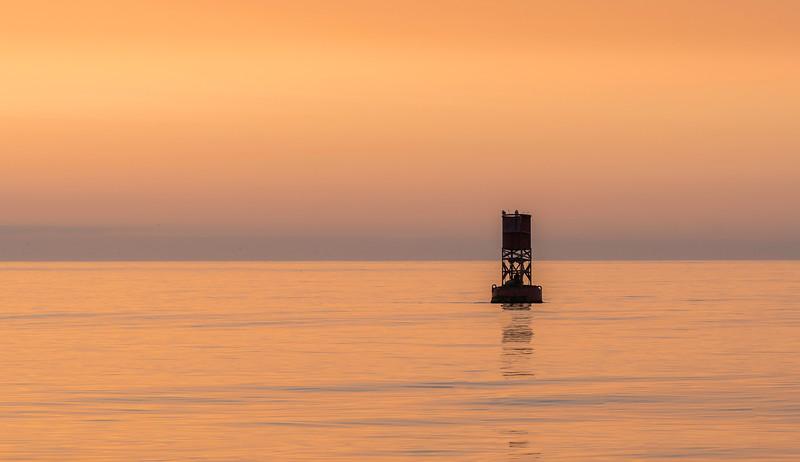 Sunset Buoy