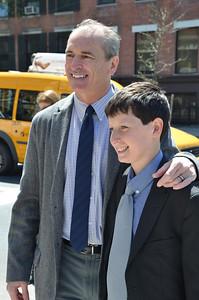 Jake & Dad.