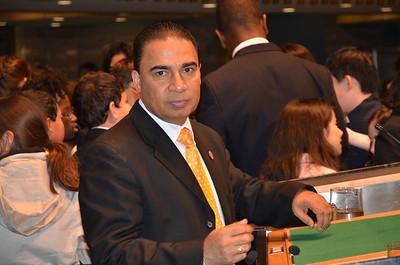 Mr. Bobby K. Kalotee, MMUN board member