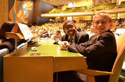 Antigua and Barbuda delegation giddy about the opportunity.