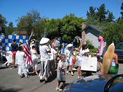 Montevideo Neighborhood 4th of July Parade 2003