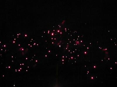 Fireworks by Australia, July 4, 2009