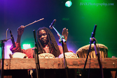 Lamine Toure & Group Saloum at the Montreal 2010 Nuits d'Afrique 24