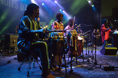 Lamine Toure & Group Saloum at the Montreal 2010 Nuits d'Afrique 3