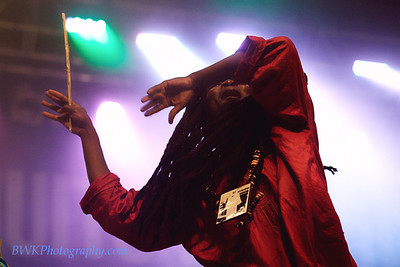 Lamine Toure & Group Saloum at the Montreal 2010 Nuits d'Afrique 21
