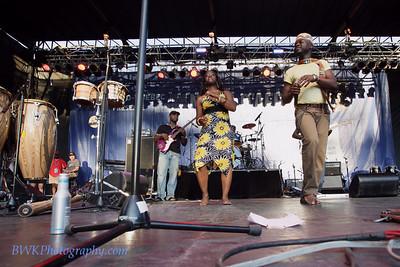 Jeff Kawanda at the Montreal 2010 Nuits d'Afrique 12