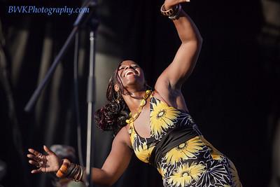 Jeff Kawanda at the Montreal 2010 Nuits d'Afrique 9