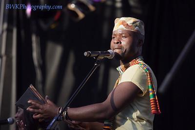 Jeff Kawanda at the Montreal 2010 Nuits d'Afrique 11