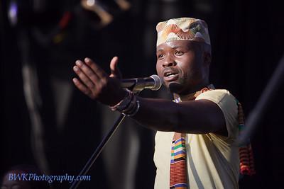 Jeff Kawanda at the Montreal 2010 Nuits d'Afrique 10