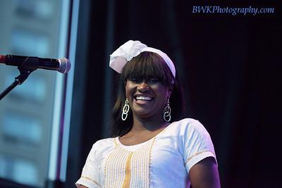 Koundouwaka at the Montreal 2010 Nuits d'Afrique 3