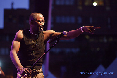 Koundouwaka at the Montreal 2010 Nuits d'Afrique 14