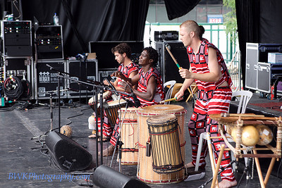 Lamogoya at the Montreal 2010 Nuits d'Afrique 4