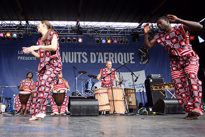 Lamogoya at the Montreal 2010 Nuits d'Afrique 1