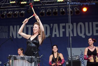 Maloukai at the Montreal 2010 Nuits d'Afrique 4
