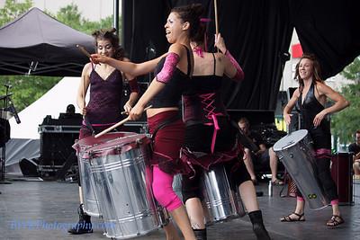 Maloukai at the Montreal 2010 Nuits d'Afrique 8