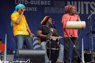 Maytiss at the Montreal 2010 Nuits d'Afrique 11