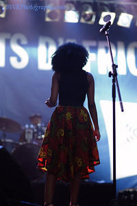Nomfusi & the Lucky Charms at the Montreal 2010 Nuits d'Afrique 2