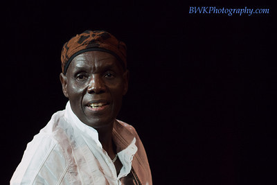 Olivier Mtukudzi at the Montreal 2010 Nuits d'Afrique 7
