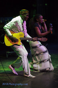 Olivier Mtukudzi at the Montreal 2010 Nuits d'Afrique 2