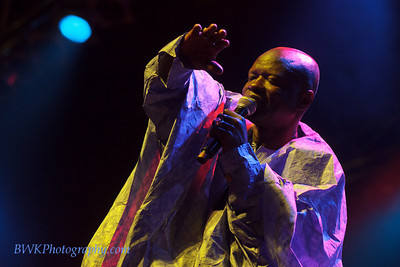 Omar Pene at the Montreal 2010 Nuits d'Afrique 3