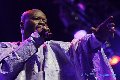 Omar Pene at the Montreal 2010 Nuits d'Afrique 4