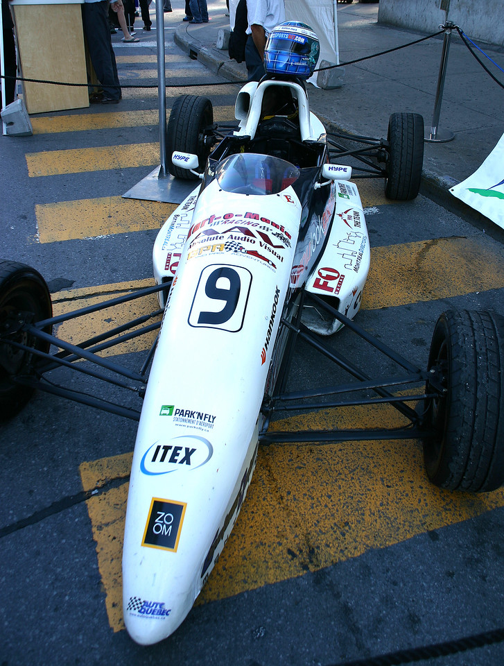 Racing car (Ford Racing Festival 2005)