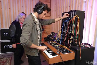 Moog Party LA 1-15-2017