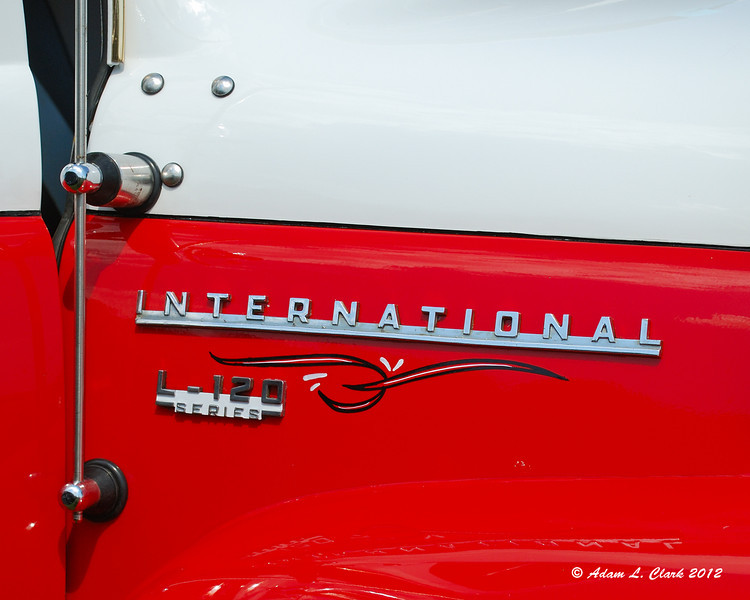 International pickup truck
