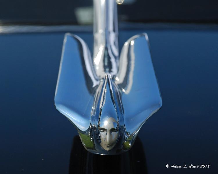 Hood ornament