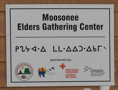 Moosonee Elders Gathering Christmas 2014
