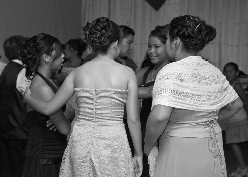 Gala for Youth: We Are The Light held at Moosonee Community Hall 2009 September 11th