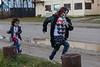 Zombie Walk in Moosonee 2013 October 26th.