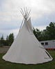 Opening ceremony for probation tipi in Moosonee 2010 June 9th