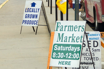 Morgantown Farmer's Market 7/21/2012