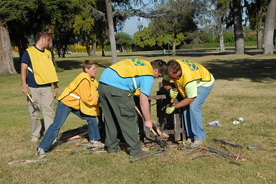 Mormon Helping Hands - Roeding Park