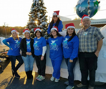 Morrilton Christmas Parade (Dec. 2016)