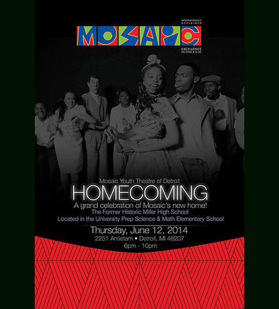 Mosaic Homecoming 2014 June 12 2014