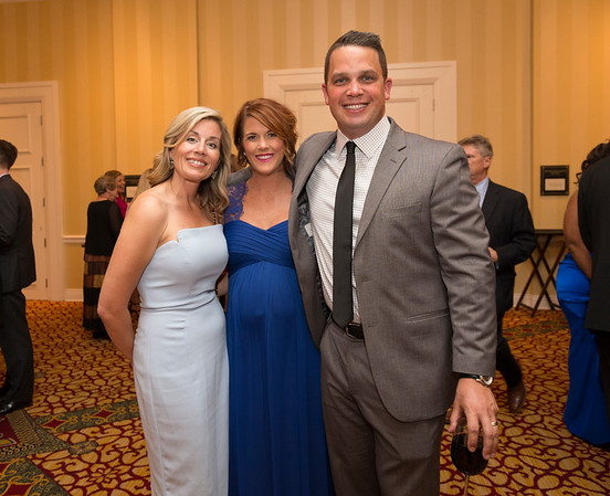Brandi Burris, Erica Gray, Nick Gray (Kevo)