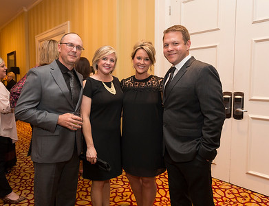 Bill McCollough, Kelly McCollough, Paige Strawn, Luke Strawn (Oklahoma Abstract Partner)