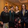 Lillian Hobbs, Myra Shirley, Robyn Hobbs, Matthew Hobbs (from Dale Rogers Training Center)