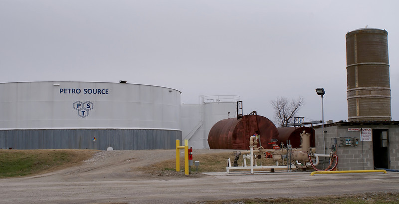 Tampa Florida based Encore will lease these storage tanks and an additional 4 acres at the port of Catoosa to build a biodiesel plant