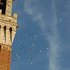 Siena before Palio