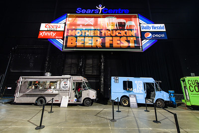 MotherTruckin' Beer Fest December 09, 2017