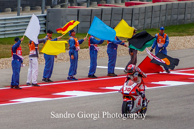 Moto2 Red Bull Grand Prix of The Americas 2016