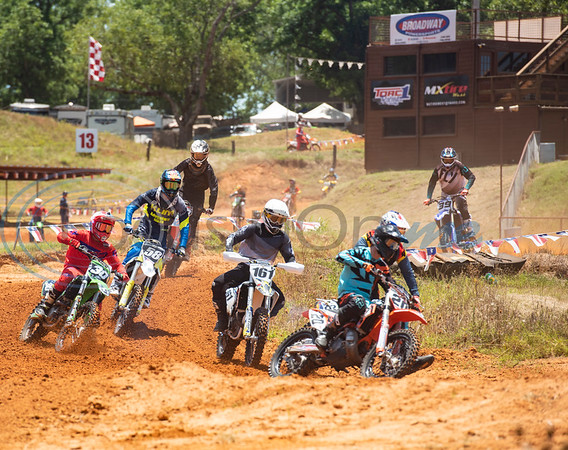 Motocross riders hone their skills at an organized practice event at Swan MX Raceway Park in Tyler held on Friday, June 12, 2020. Race days for the 2020 Texas Lone Star State Championship MX Series are Saturday and Sunday with the series finals Oct. 3-4.