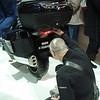 BMW K1600GTL, Jeroen vindt het led lichtblok wel heel mooi.<br /> Jeroen denkt: zou dit ook passen op mijn R1200RT?