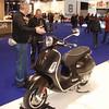 Vespa GTS 300 Super Sport.<br /> Danny rijdt met deze scooter dagelijks voor woon-werk verkeer.